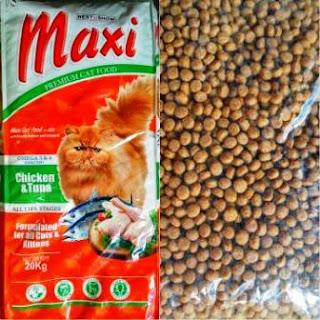 10 Produk Makanan Kucing Persia Terlaris di Indonesia