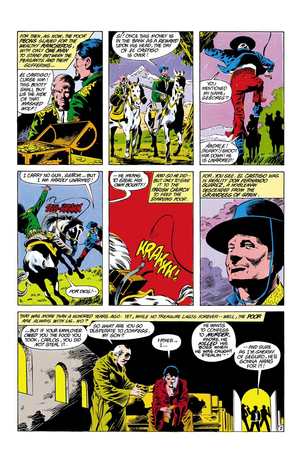 Read online Secret Origins (1986) comic -  Issue #13 - 23