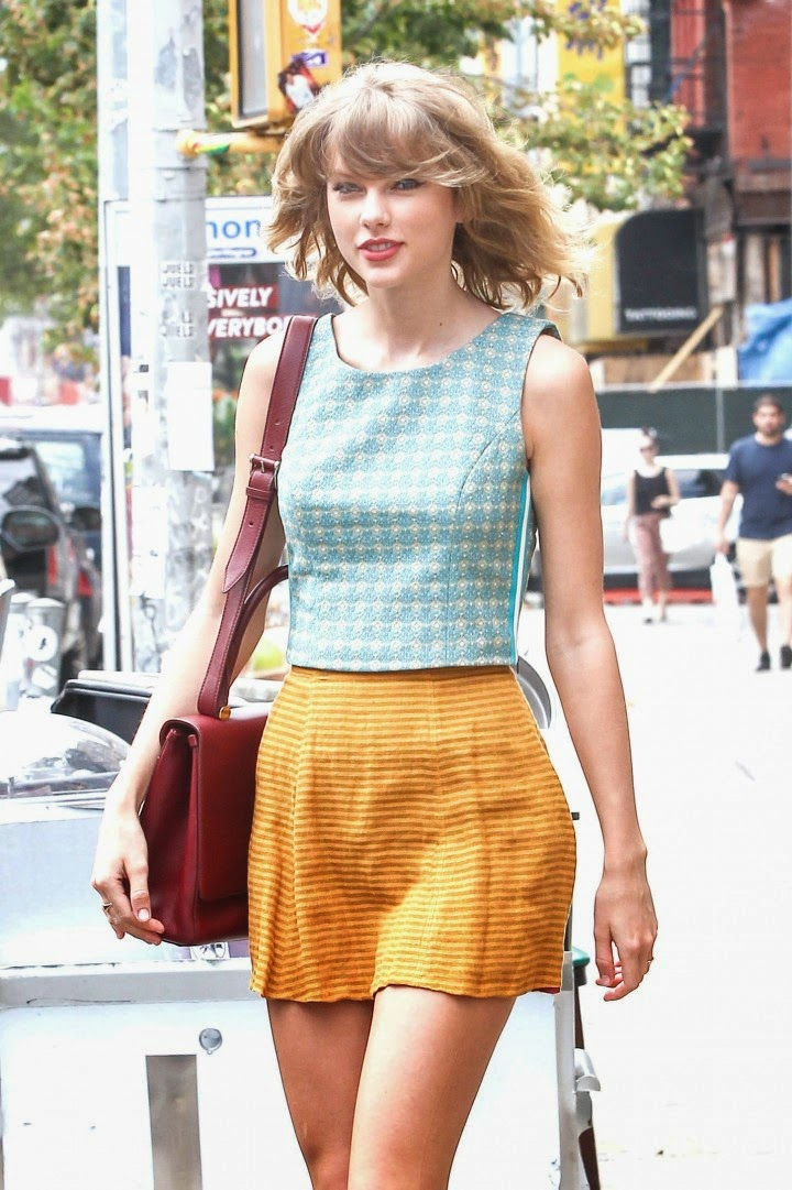 Taylor Swift Natural Beauty