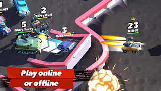Download Crash of Cars v1.1.0 Apk Mod