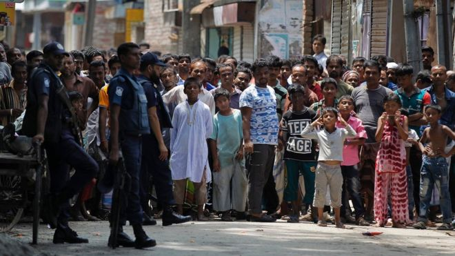 Bangladesh 'cafe attack planner killed' in police raid