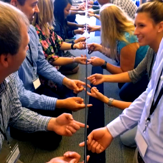 SECURA team building in World's Greatest cable program