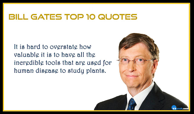 It is hard to overstate how valuable Bill Gates quote