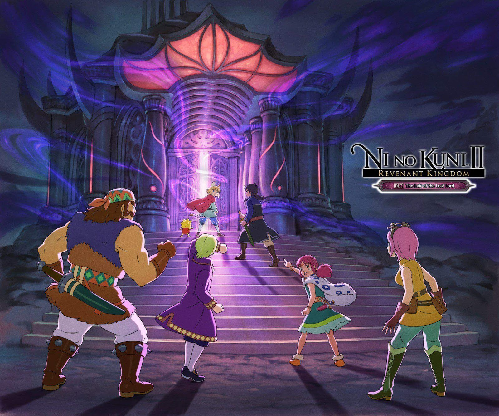 Ni No Kuni II The Lair of the Lost Lord New DLC Information Released