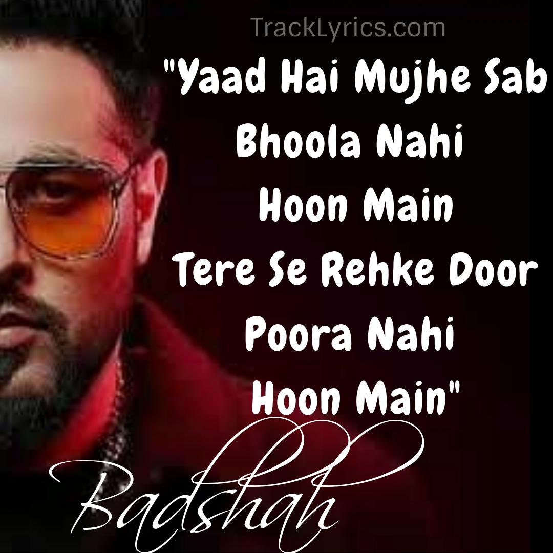 Heartless Song Quotes 2018 Badshah Aastha Gill Lyrics Text