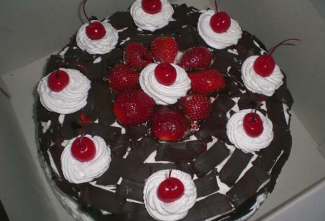 Resep kue tart sederhana