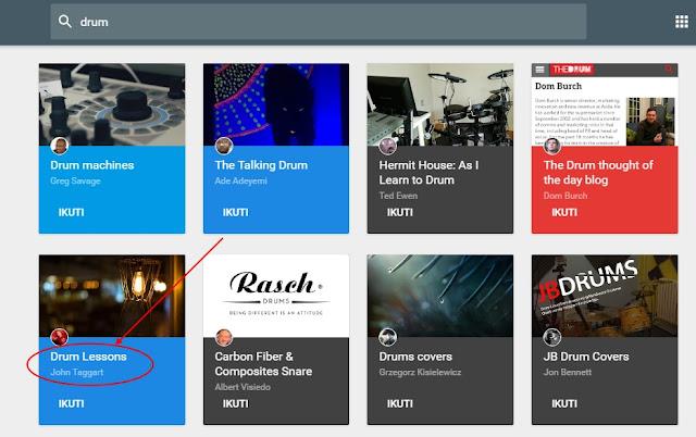 Google Plus Explore