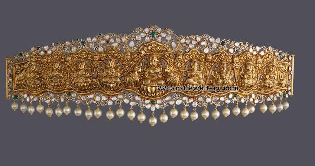 kshmi Waistbelt by Tibarumal Ramnivas Jewellers