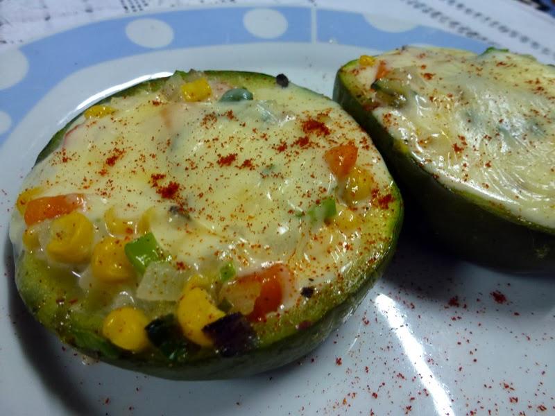 Cocina Light Zapallitos Rellenos Con Verduras Súper Fáciles