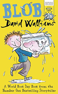 Blob , kindle version £0.75, paperback version £1.00 by David Walliams (Author)