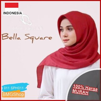SPH011 Hijab Segi Empat Bella Square BMGShop