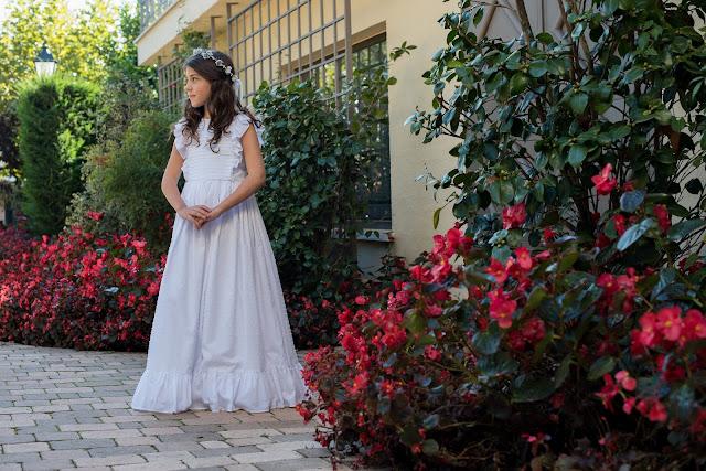 primera comunión 2017 vestidos plumeti niña trajes niño coronitas invitadas