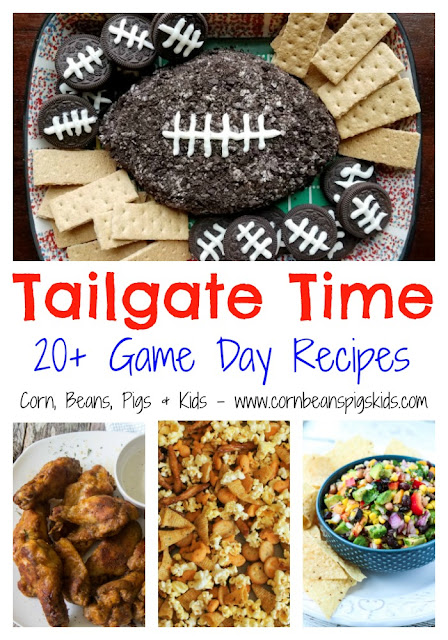 Tailgate Time! 20+ Game Day Recipes