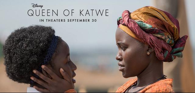 """Queen of Katwe"""": novo filme estrelado por Lupita Nyong'o"""