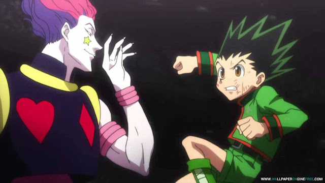 Download Courtesy Call - Hunter x Hunter 2011 Wallpaper Engine