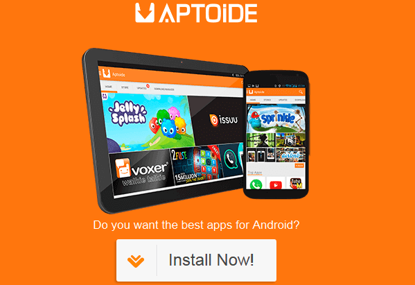 aptoide app download free for android apk