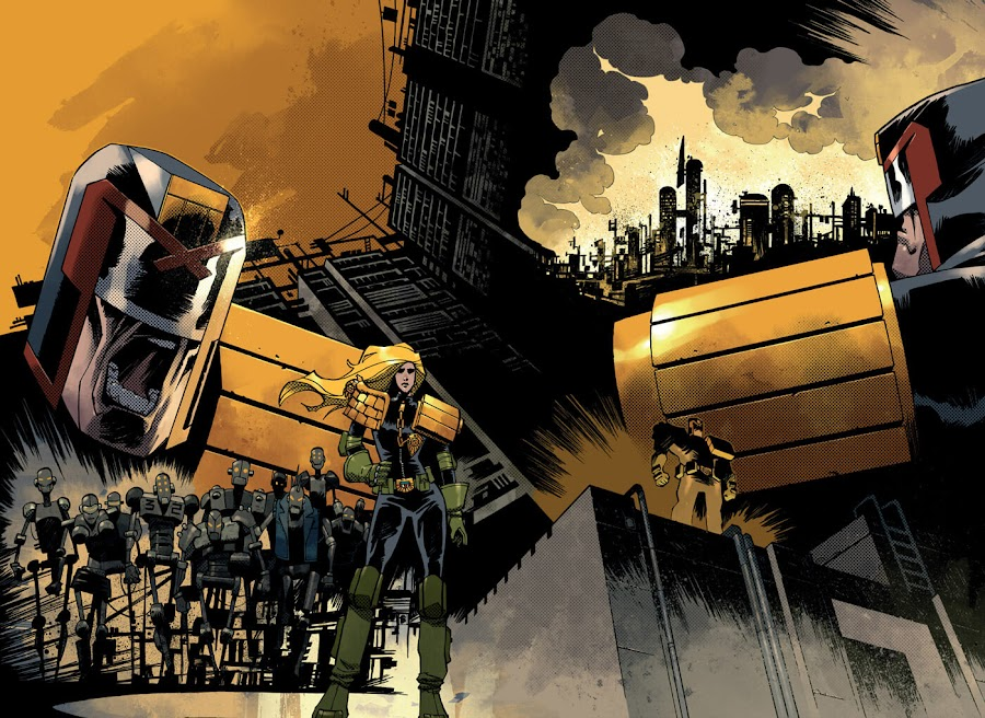 judge dredd idw 2000 ad judge anderson nelson daniel