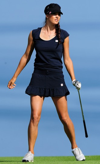 Woman Golfer Russian Women Hot 10