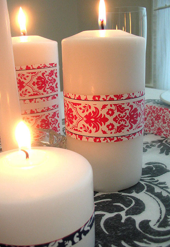 Romantic Candles Ideas At Valentine S Day Interior And