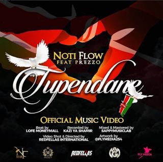 Noti Flow  ft Prezzo - Tupendane