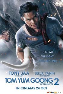 Ο προστατης (The protector) 2 2013