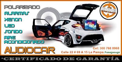 Audiocar...