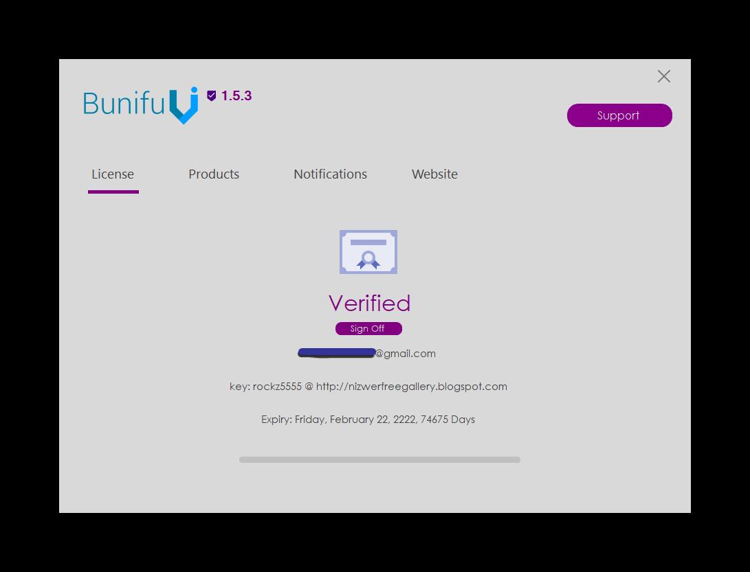 Bunifu Framework Activator v1 5 3 ~ mY liFe My RulEz
