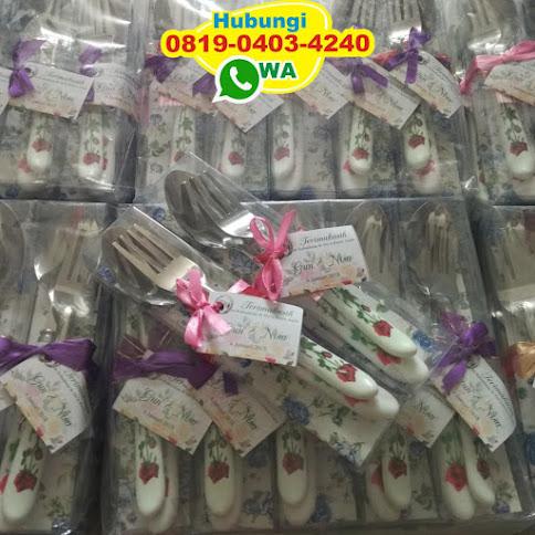 souvenir sendok nasi murah 51367