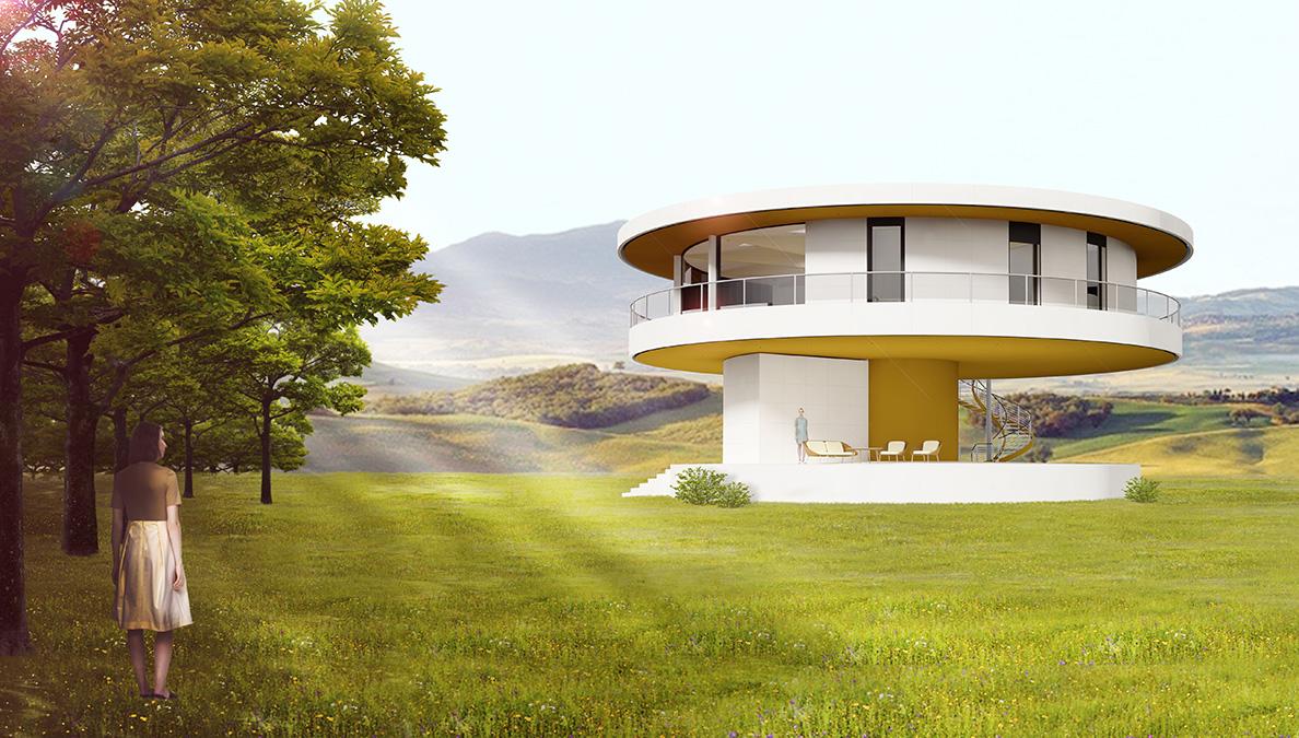 Casas modulares y prefabricadas de diseo Conoce la primera casa
