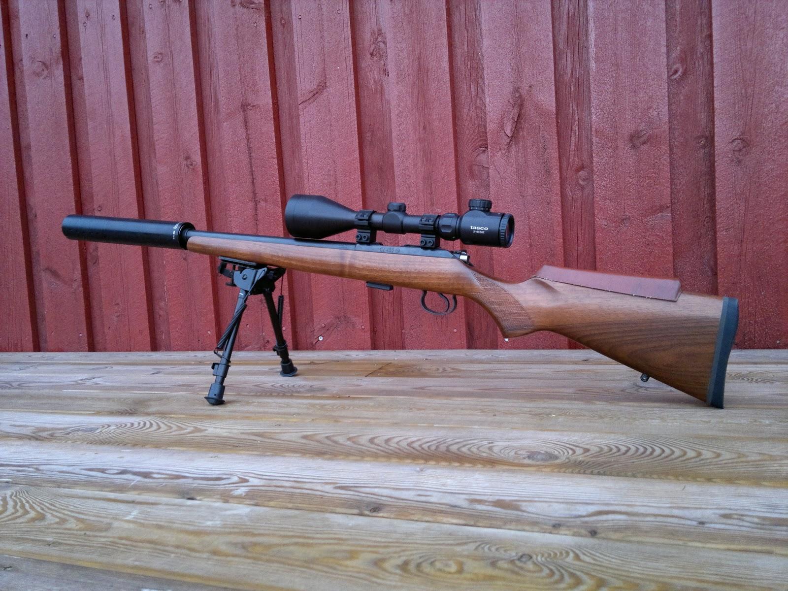 Våpenpuss Rifle