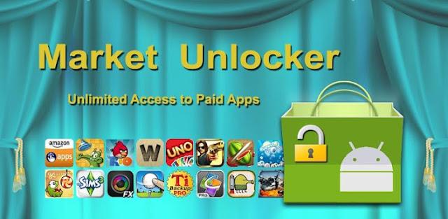 تحميل برنامج Market Unlocker وطريقة تفعيله