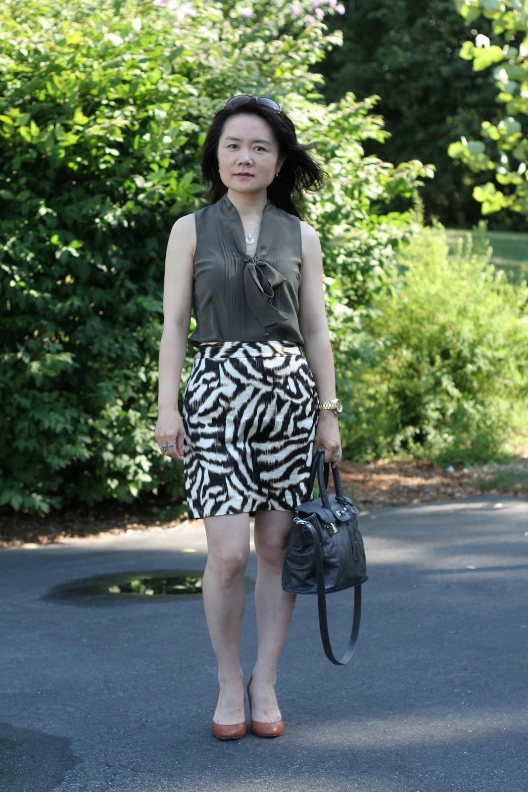 44490d5dc53 Vicky s Daily Fashion Blog  Petite Fashion Challenge  9  Heat Wave ...