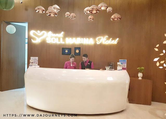 Review Hotel Grand Soll Marina Jatiuwung