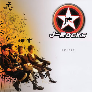 J-Rocks - Kau Curi Lagi (from Spirit)