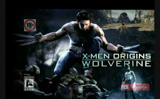 X-Men Origins Wolverine iso PSP for All Android OS Devices