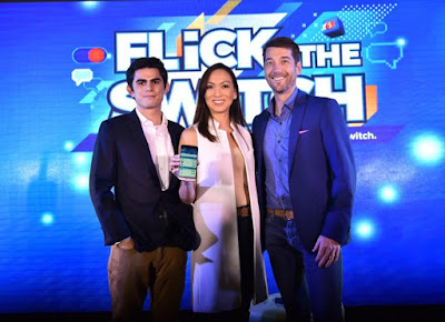 Globe Prepaid Launches Switch; Free App Access, Best Internet Deals and More