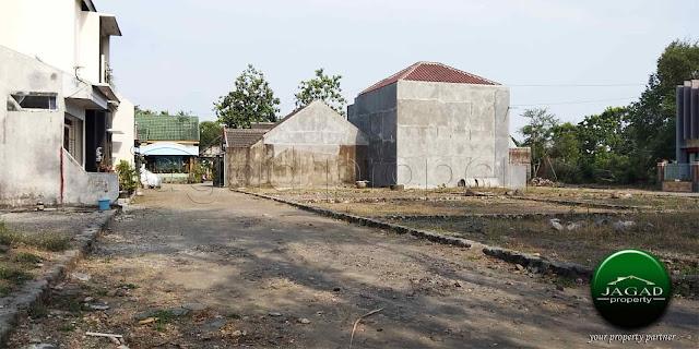 Tanah Kavling di Perumahan dekat SD Model Maguwo