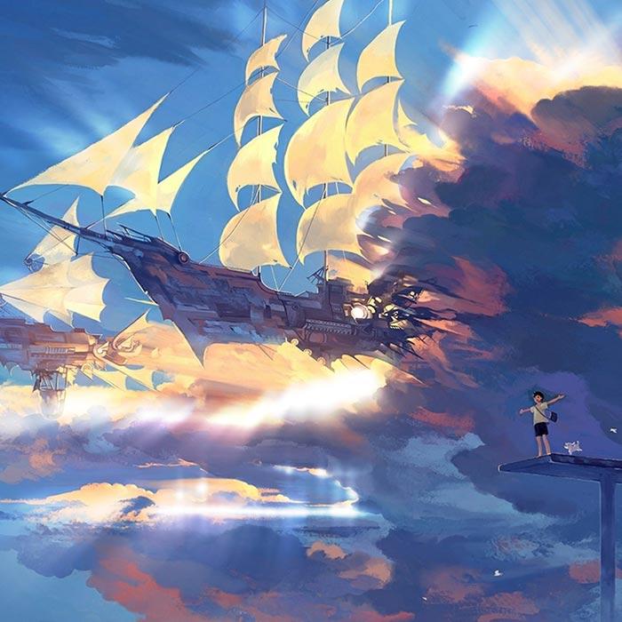 Anime Art Wallpaper Engine | Download Wallpaper Engine ...