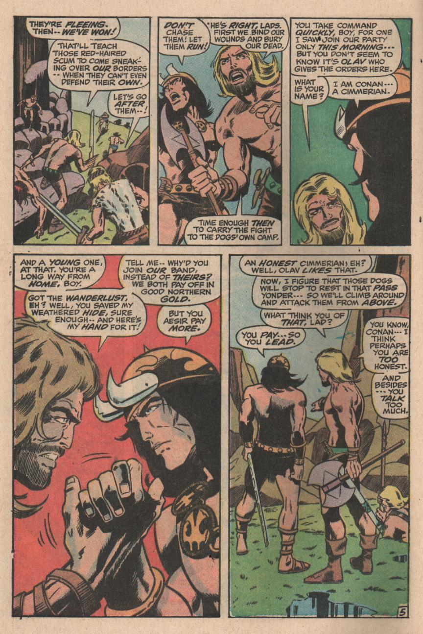 Conan the Barbarian (1970) Issue #1 #13 - English 6