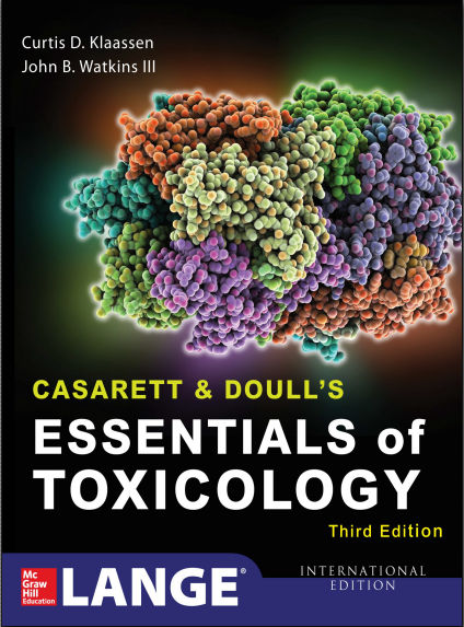 Casarett & Doulls Essentials of Toxicology - 3rd Edition [PDF]