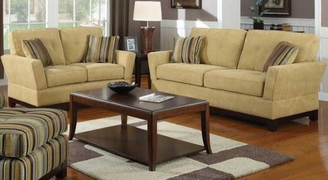 Sofa Minimalis Untuk Ruang Tamu Tipe 36