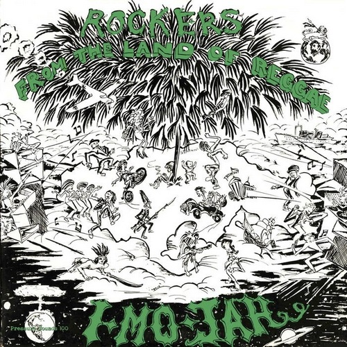 The Curtain With: I-Mo-Jah - Rockers from the Land of Reggae