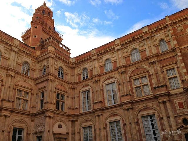Qué ver en Toulouse Hotel d´Assezat