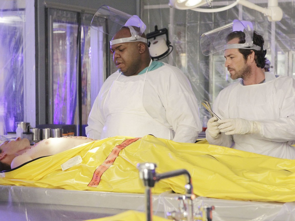 Body of Proof - Season 2 Episode 19: Going Viral, Pt. 2