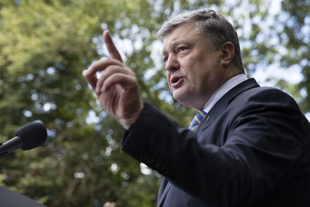 Порошенко: Росія маніпулює історією, щоб вбити клин між польським та українським народами