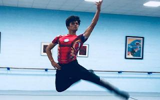 Orion ballerino Amici 2018