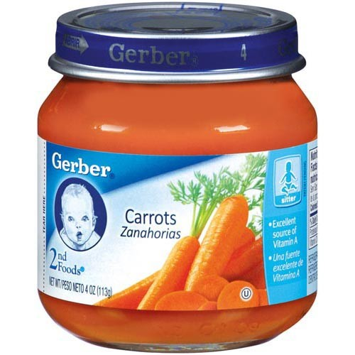 Gerber Baby Food Carrot Cake Recipe
