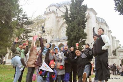 Menangkan Hadiah Utama! Tour Halal Turki