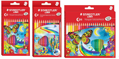 Staedtler Pensil Terbaik Untuk Anak