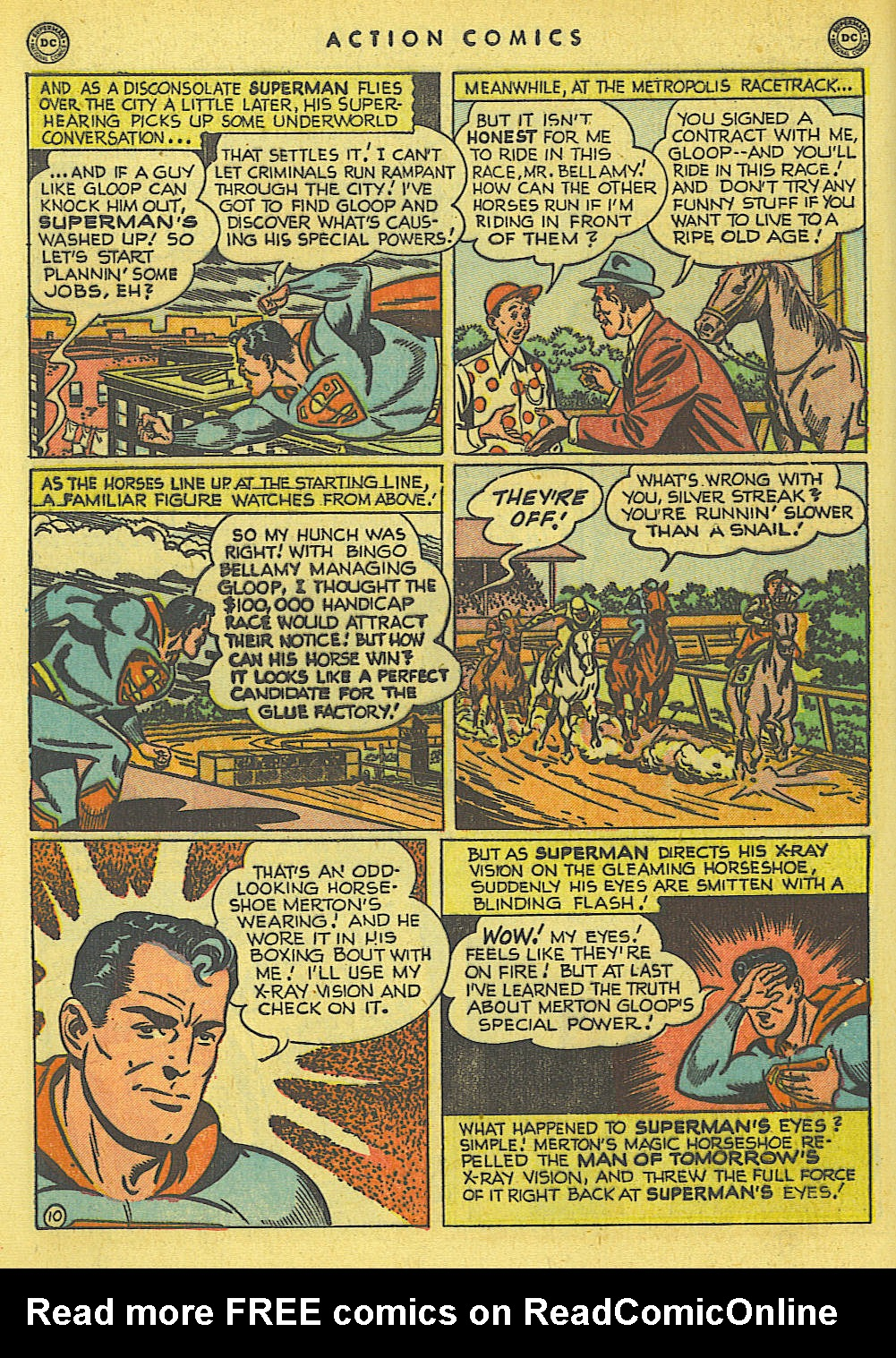 Read online Action Comics (1938) comic -  Issue #145 - 11